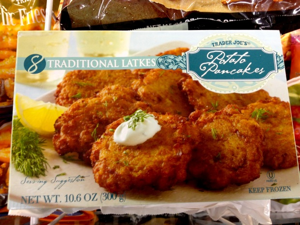 Frozen Friday: Trader Joe's - Potato Pancakes | Brand Eating